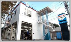 カレントテックセンター BoschCarService