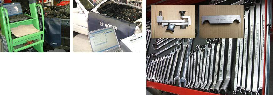 特殊工具(SST) 診断機器